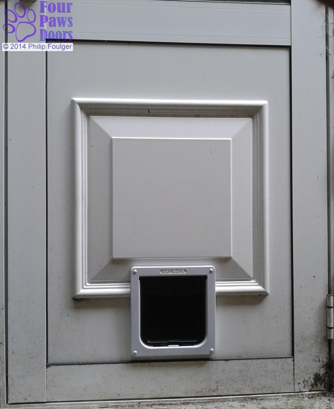 Types Of Cat Flap And Dog Door