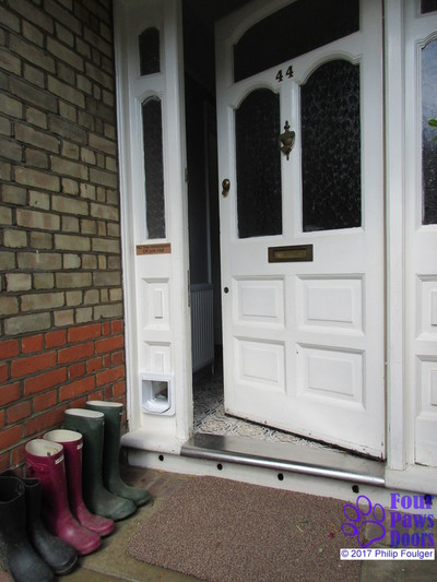 Cost Of Cat Flap In French Doors New Upvc French Doors And A Cat